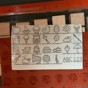 Stampin' Up! ABC IMAGES